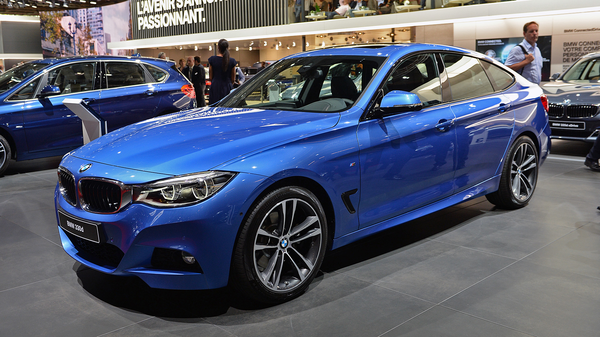 BMW 3 Series GT Prices Reviews and New Model Information  Autoblog