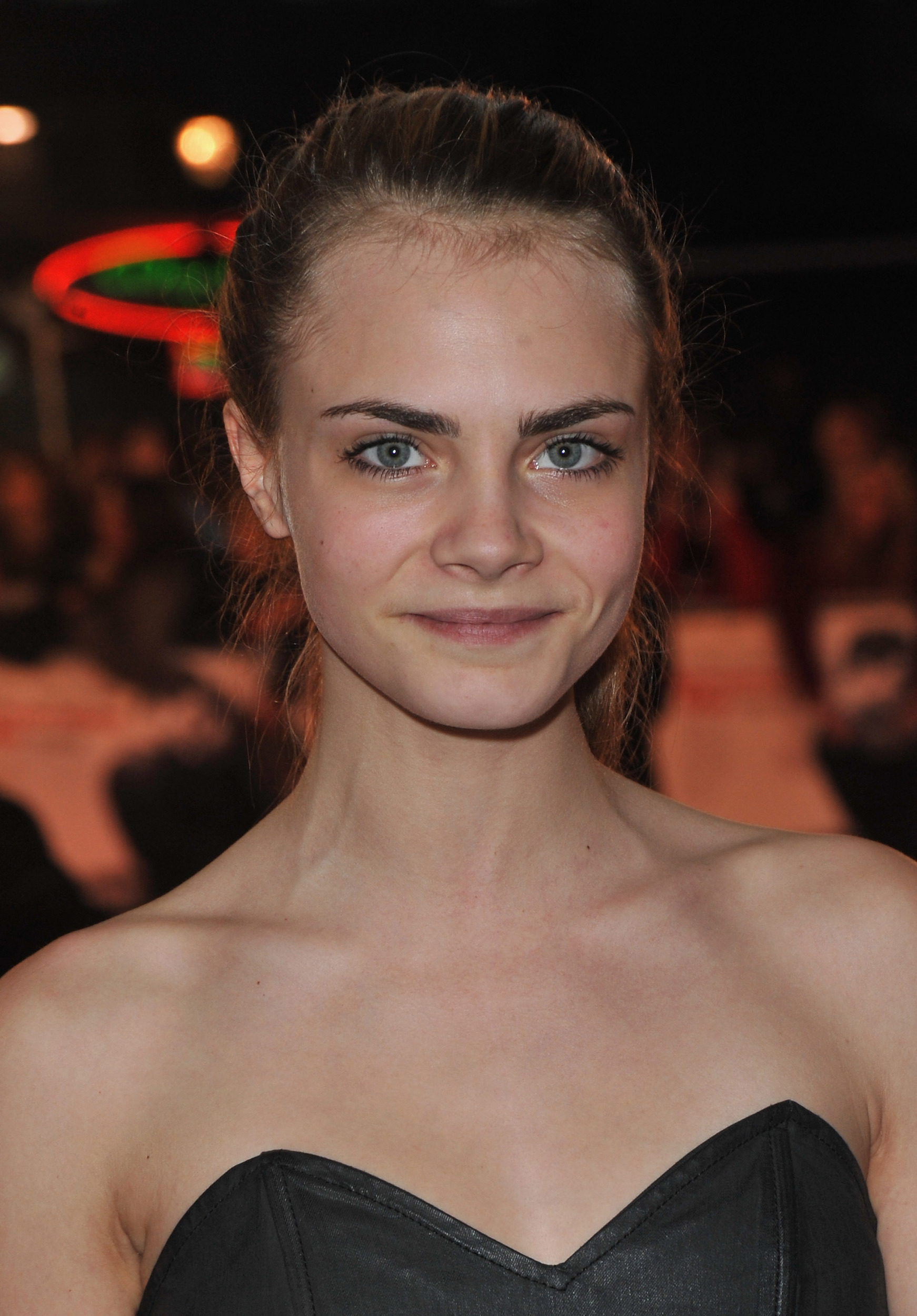 This May Be The Most Awkward Cara Delevingne Interview