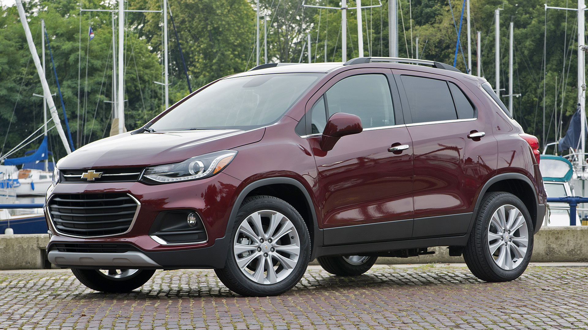 The basic baby crossover  28 Chevrolet Trax First Drive  Autoblog