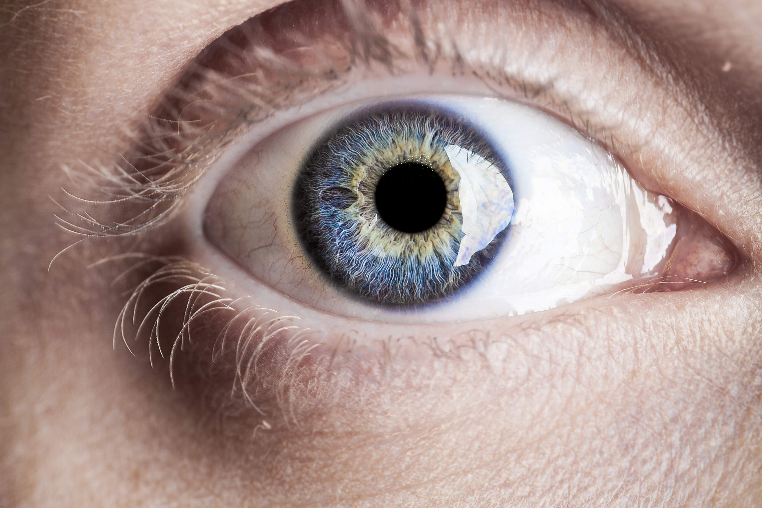6 scary things your eyes could be saying about your health