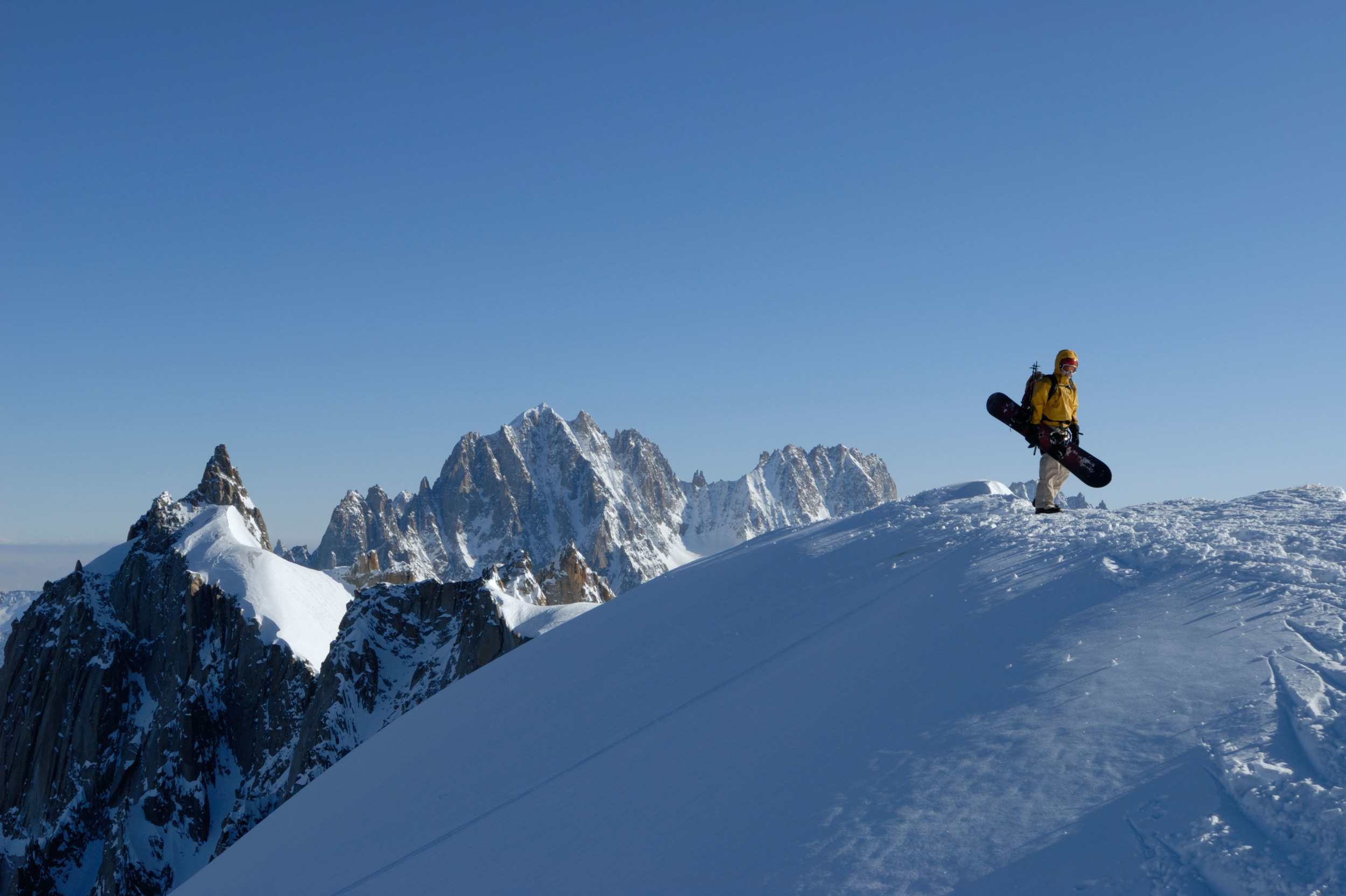 Top 10 Ski Resorts For Thrill Seekers Aol Travel Uk