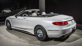 2017 mercedes maybach s650 cabriolet includes guaranteed for Mercedes benz s650 price
