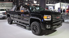 2017 gmc sierra 2500hd all terrain x eyes ram power wagon autoblog. Black Bedroom Furniture Sets. Home Design Ideas