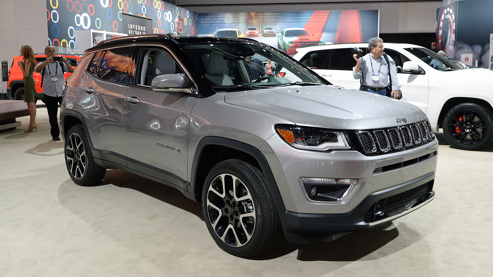 jeep compass prices, reviews and new model information - autoblog