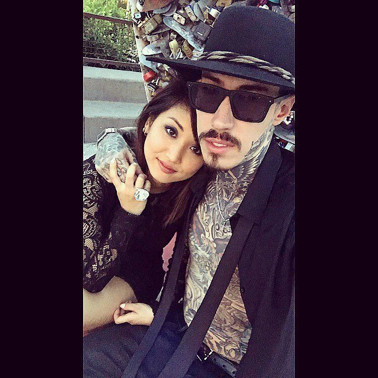 Brenda Song and Trace Cyrus Have Insta-Love For Each Other