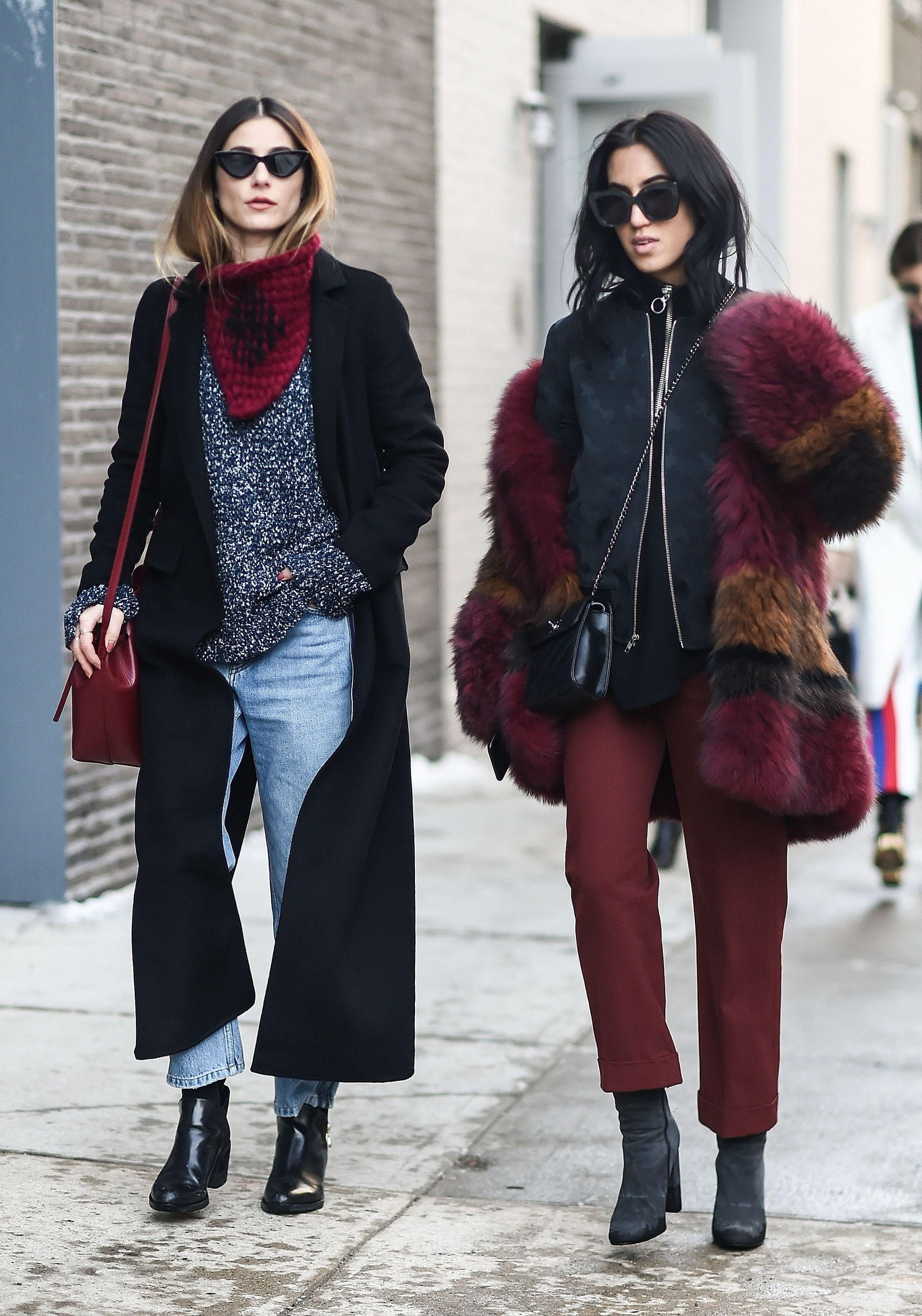 The best street style from Days 2 and 3 of New York Fashion Week