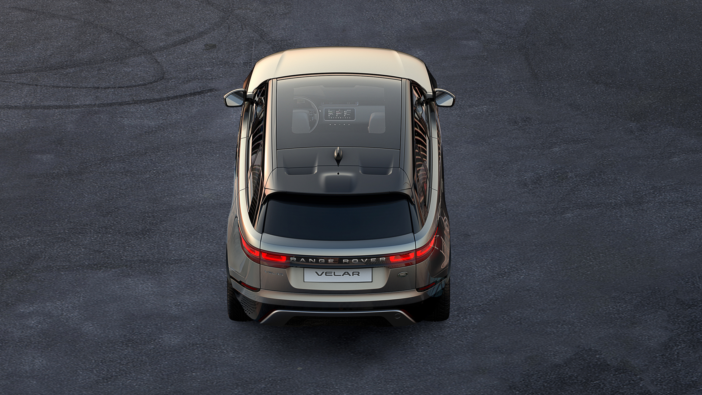 The Range Rover Velar is a high-end spin on Jaguar F-Pace ...