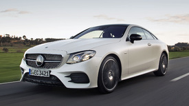 2018 mercedes benz e class coupe. wonderful coupe return to form  2018 mercedesbenz eclass coupe first drive  autoblog inside mercedes benz e class coupe