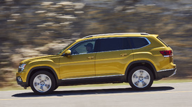 VW rearranges 2019 Atlas options with fewer trims and increased prices - Autoblog