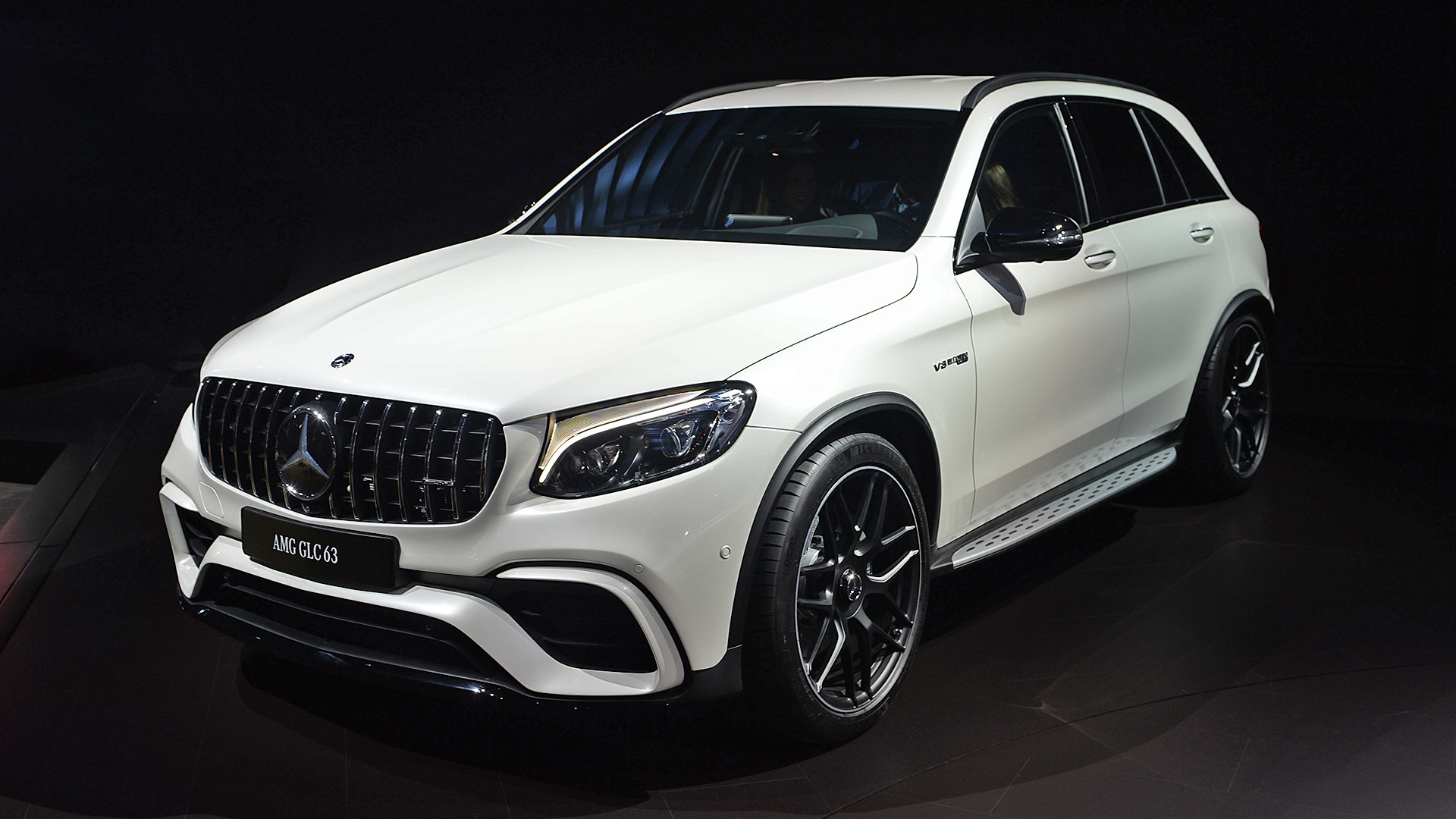 01-2018-mercedes-amg-glc63-ny-1-1 Outstanding Lincoln Continental New York Auto Show Cars Trend