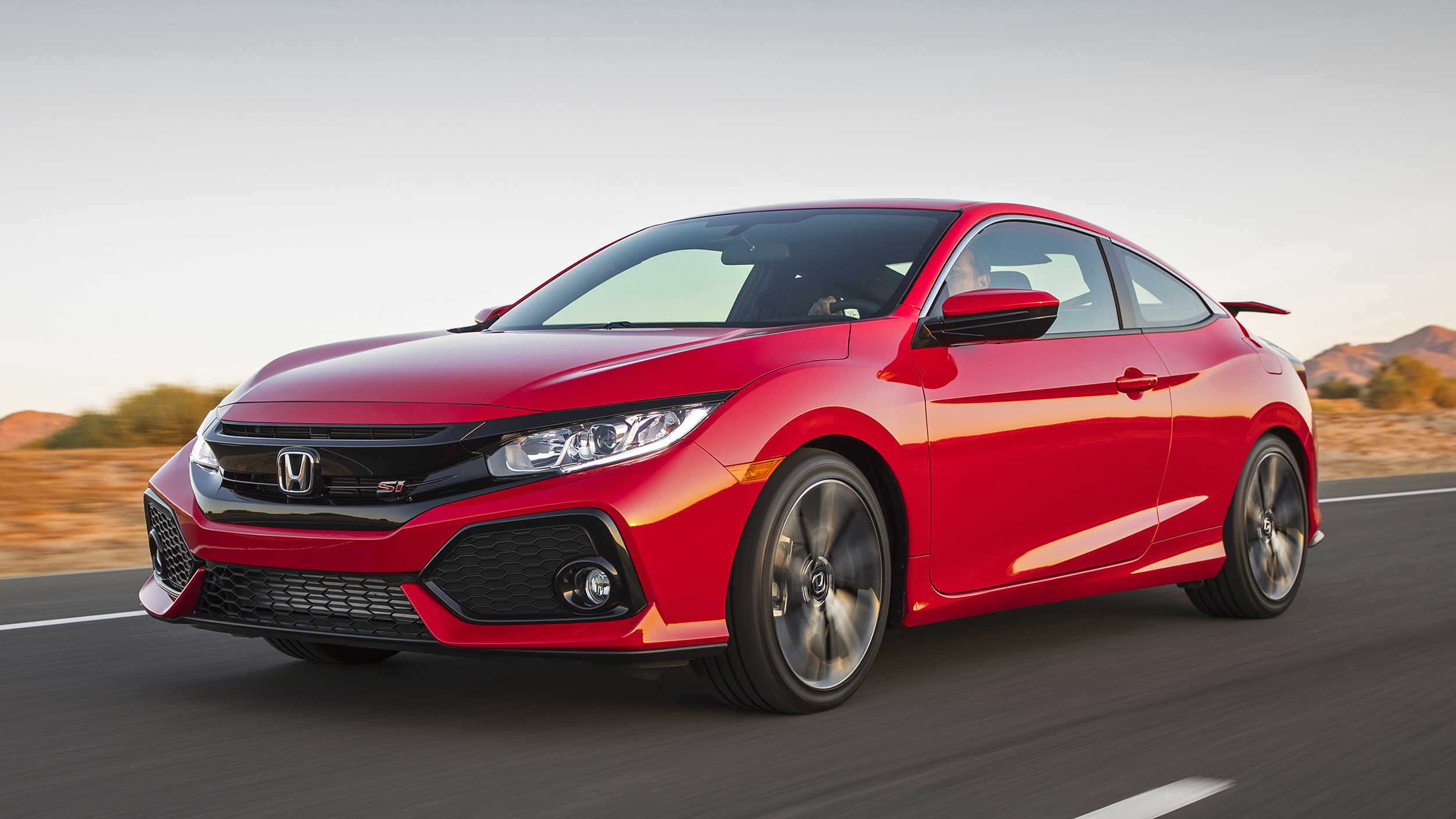 Just enough power to the people | 2017 Honda Civic Si Coupe First Drive |  Autoblog