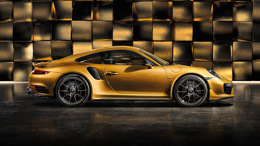 Kia Certified Pre-Owned >> Porsche's most powerful 911 Turbo S is a 500-unit limited edition   Autoblog