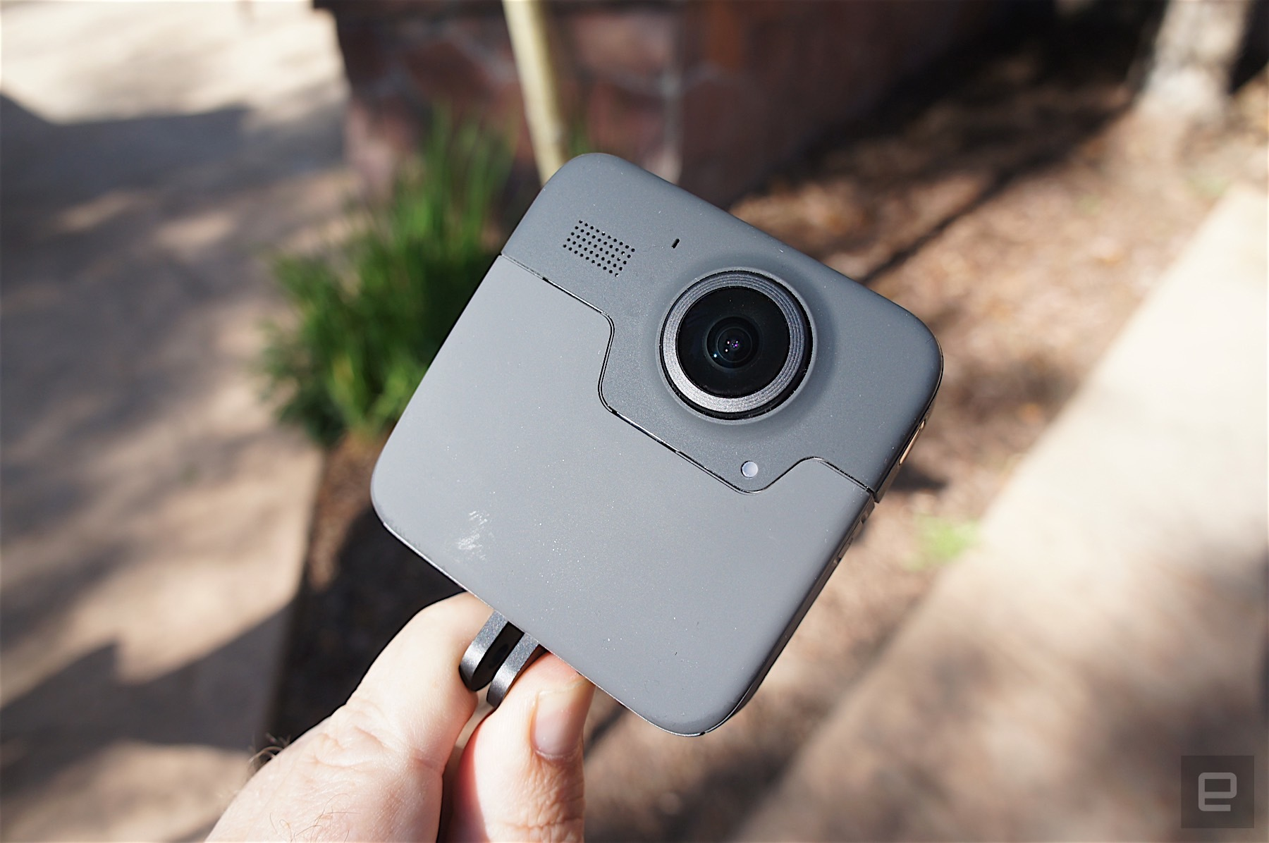 GoPro Fusion - 360° Camera - 5 2K Resolution - el Producente