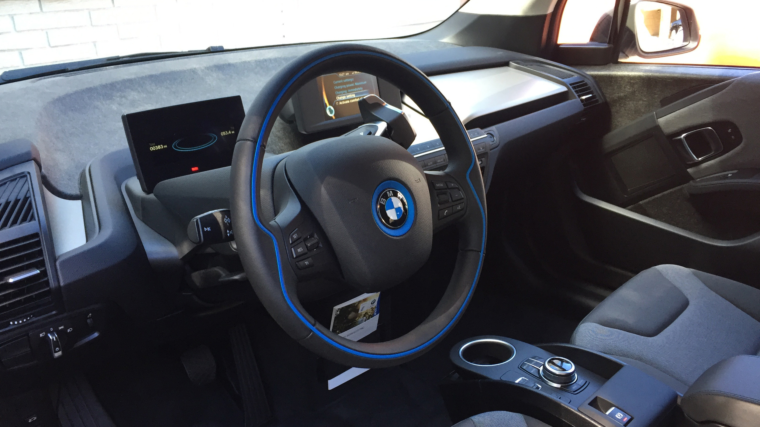 Best Gas For BMW >> BMW i3 still has the coolest interior on the market | Autoblog