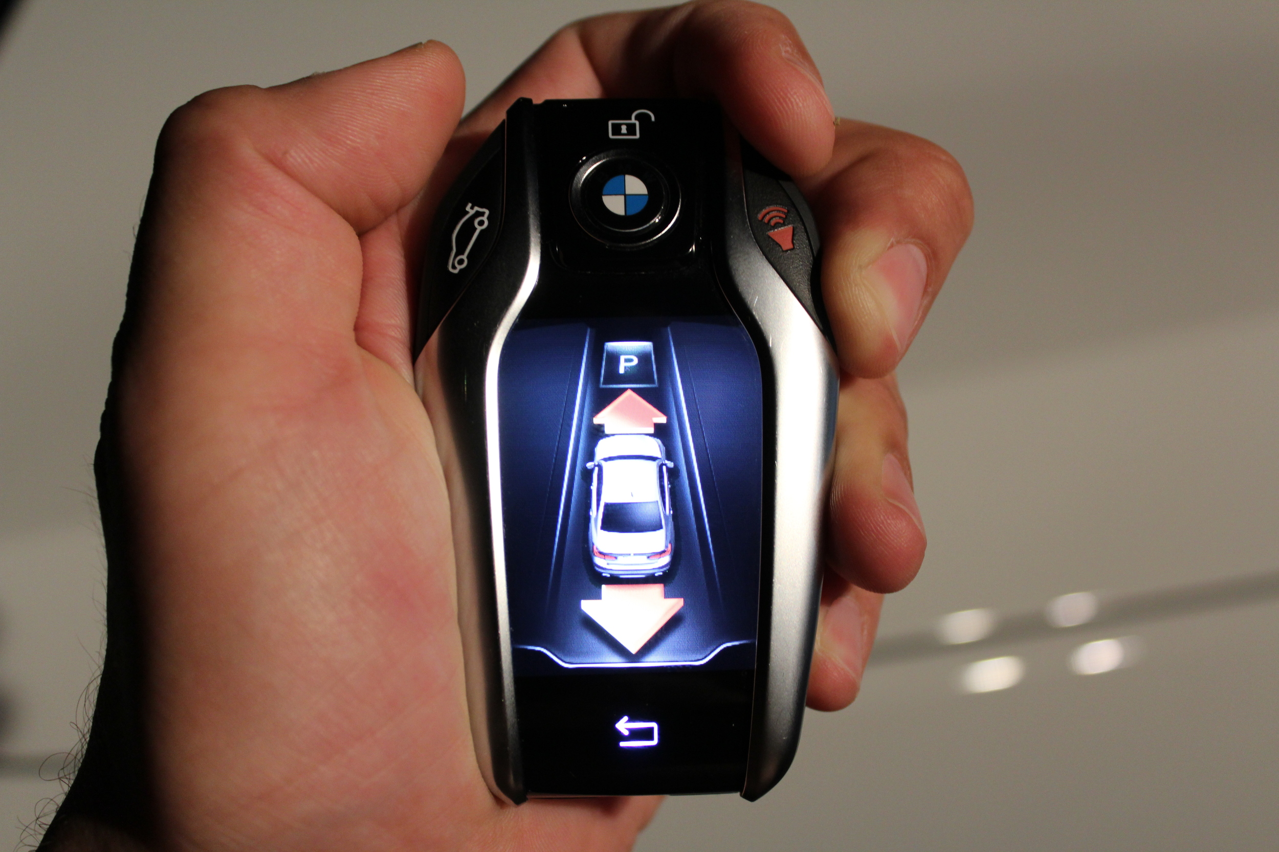 Bmw Display Key Technology Nobody Asked For Autoblog
