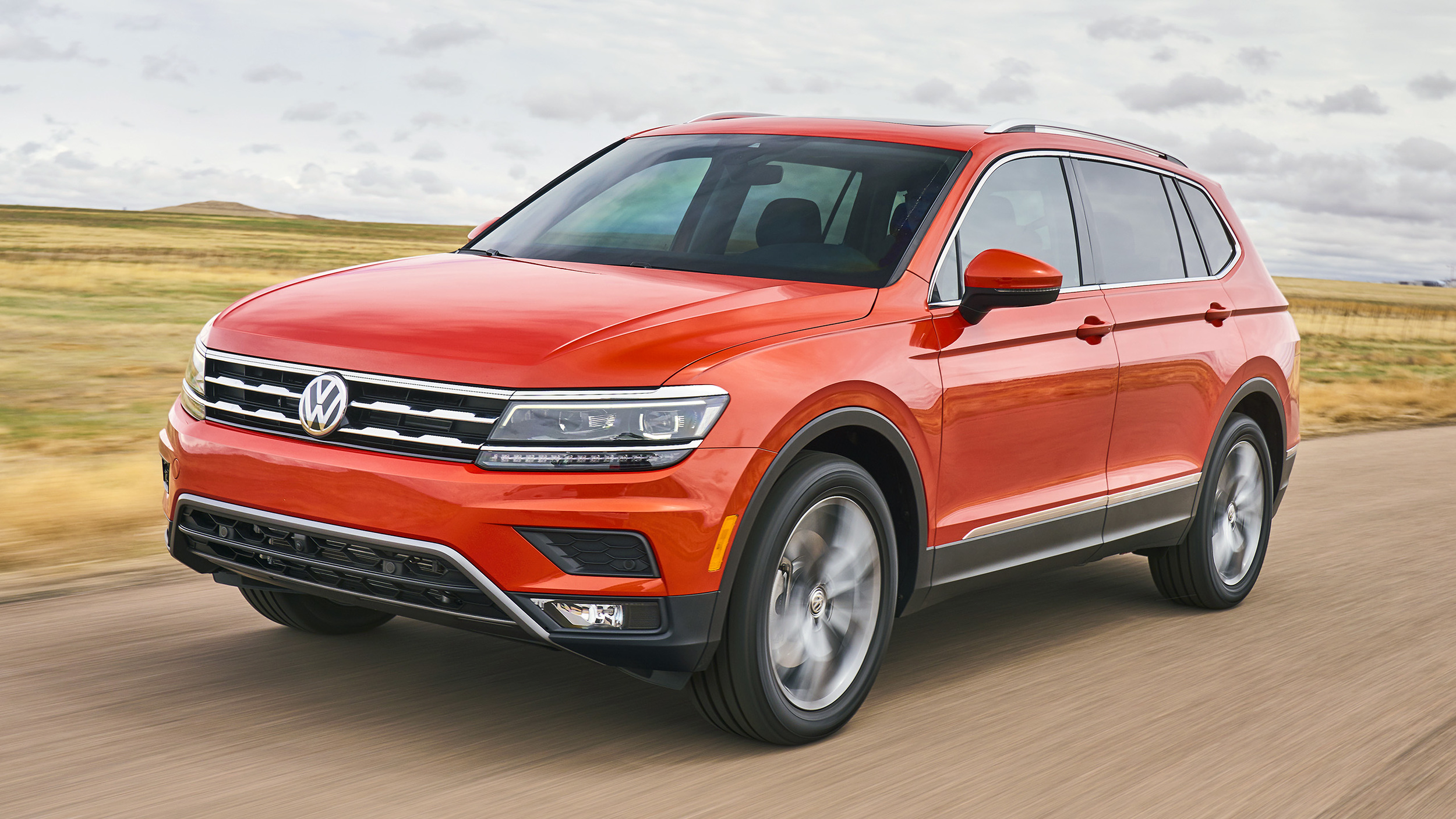 2018 VW Tiguan: Changes, Engines, 3-rd Row Seats, Price >> 2018 Volkswagen Tiguan First Drive Imperfect Improvement