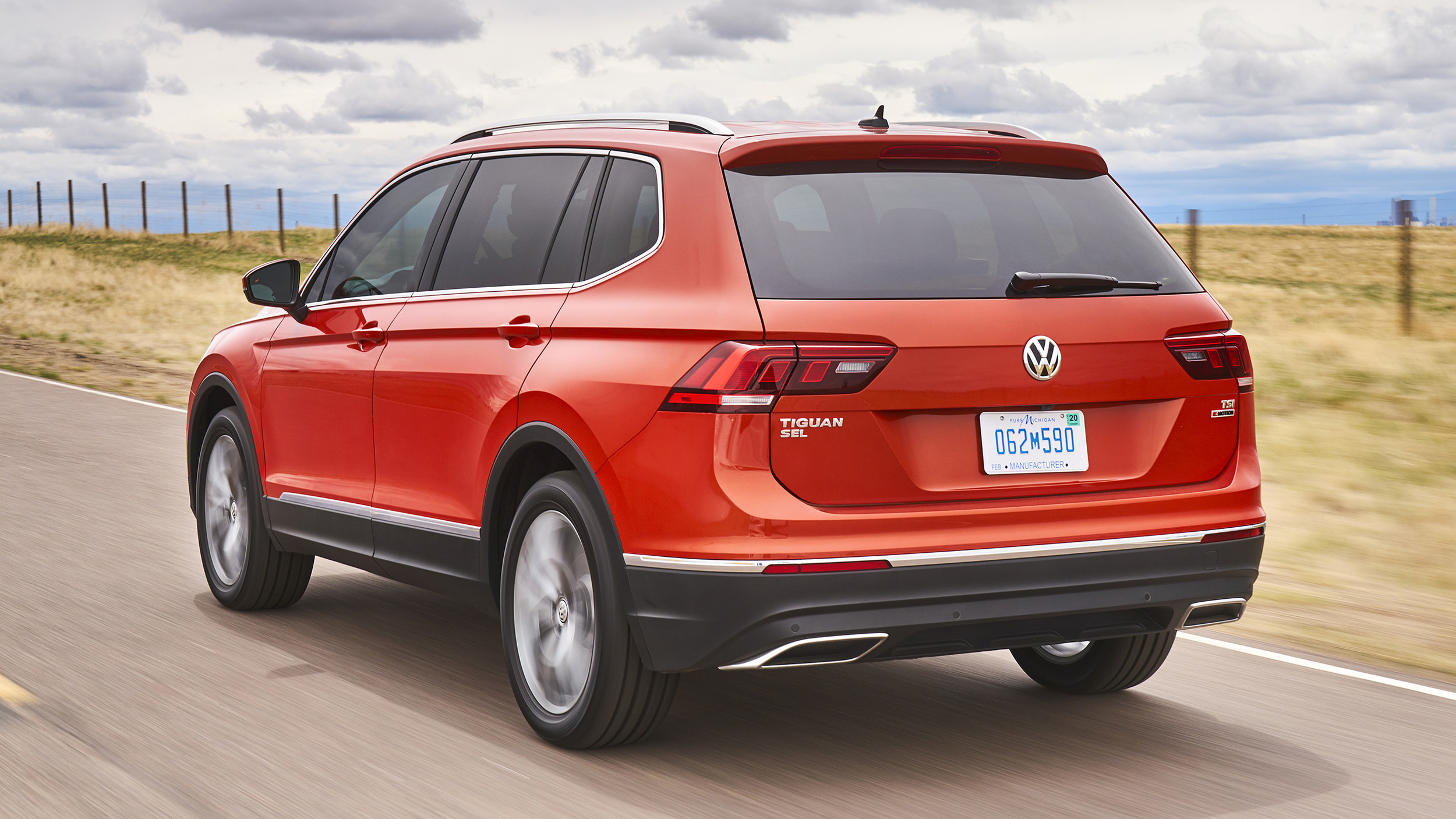 2018 Volkswagen Tiguan First Drive | Imperfect improvement