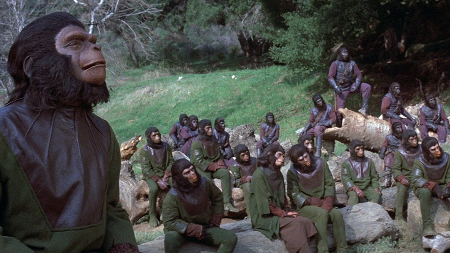 7. 'Battle for the Planet of the Apes' (1973)