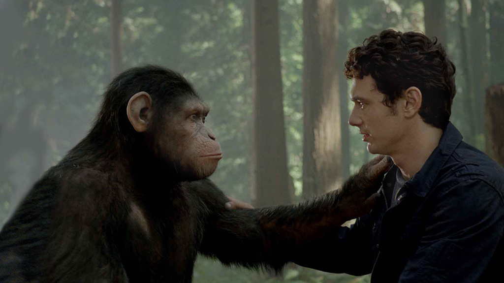 6. 'Rise of the Planet of the Apes' (2011)