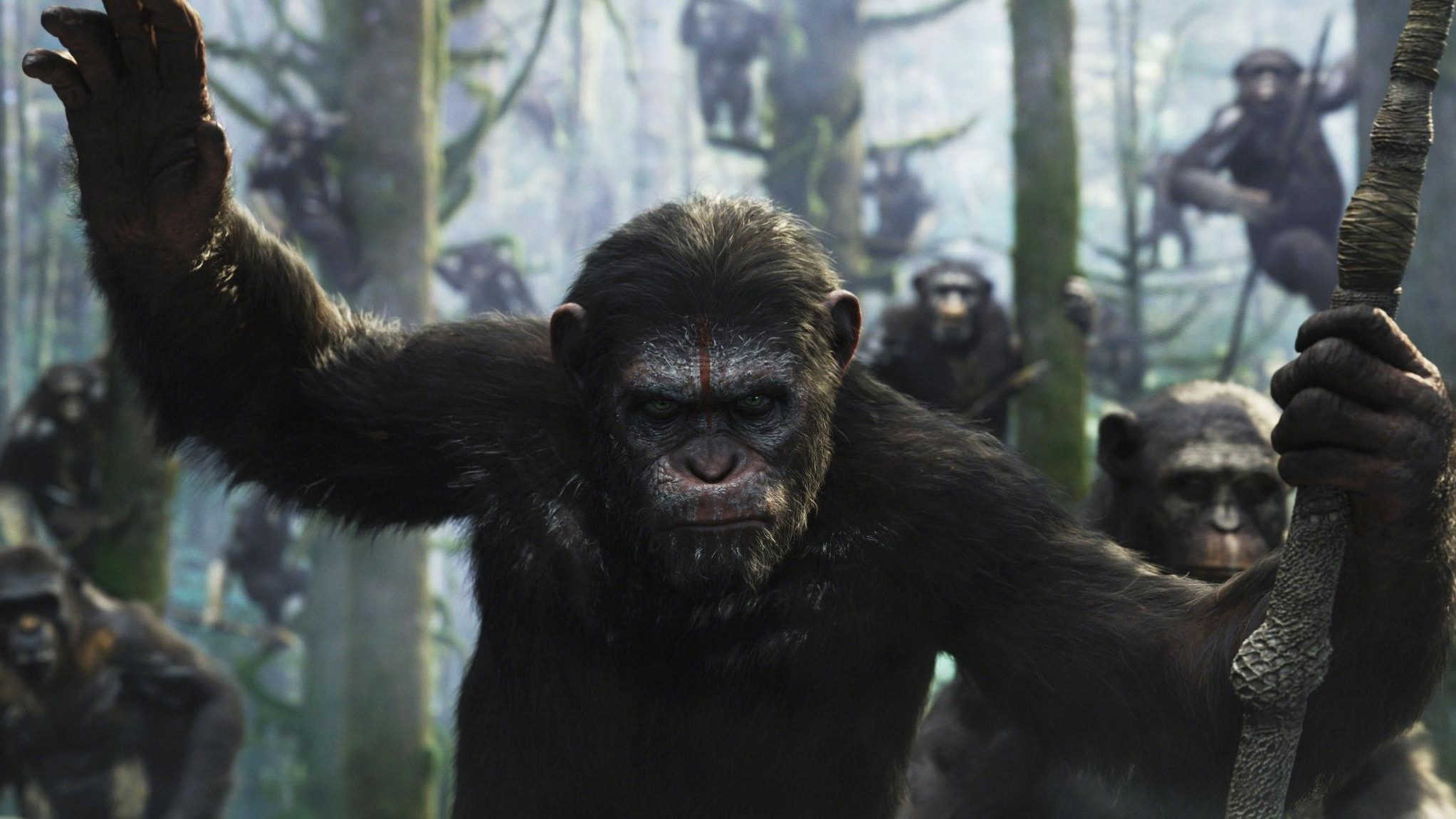 5. 'Dawn of the Planet of the Apes' (2014)