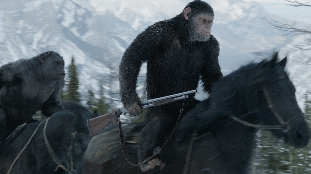 3. 'War for the Planet of the Apes' (2017)
