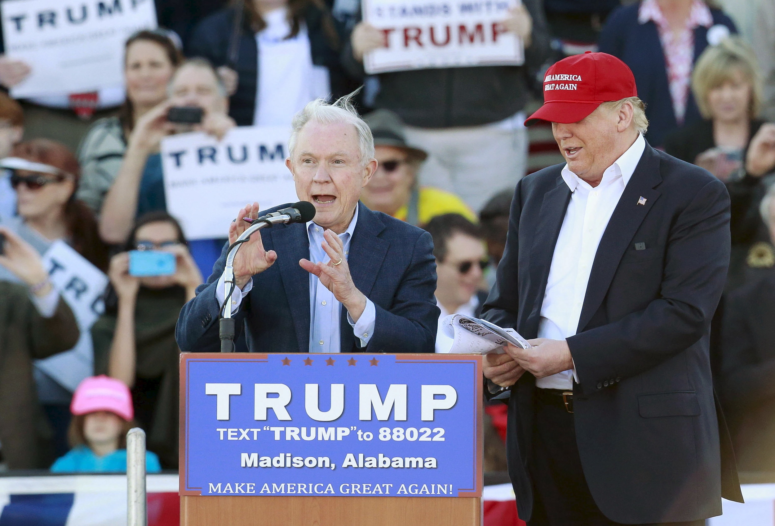 Report: Leading candidate to succeed Jeff Sessions emerges