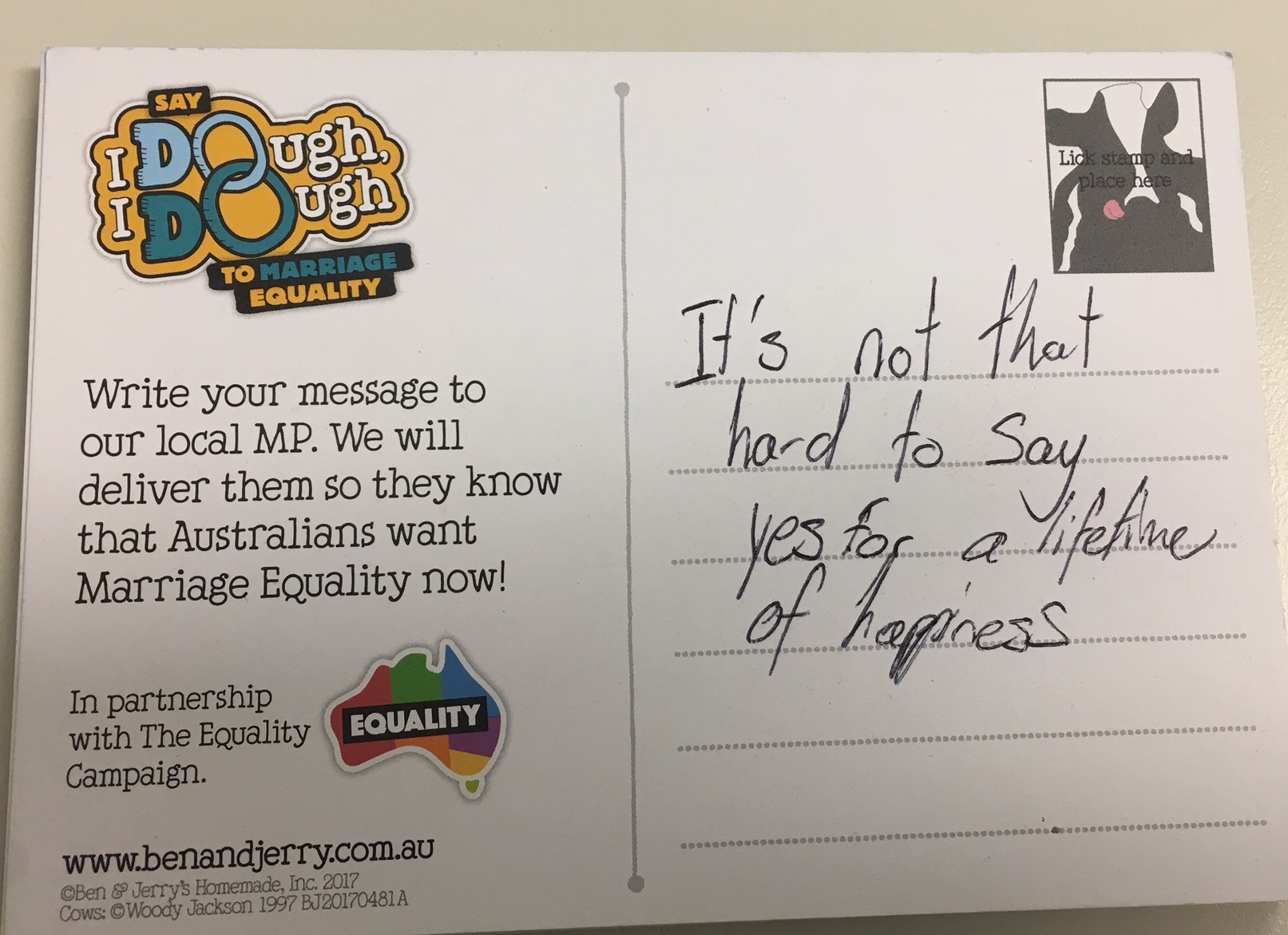 A step back for same sex marriage in Australia?