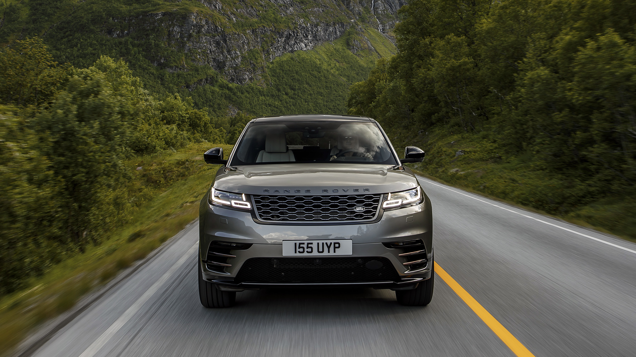 2018 Range Rover Velar First Drive Nontraditional By