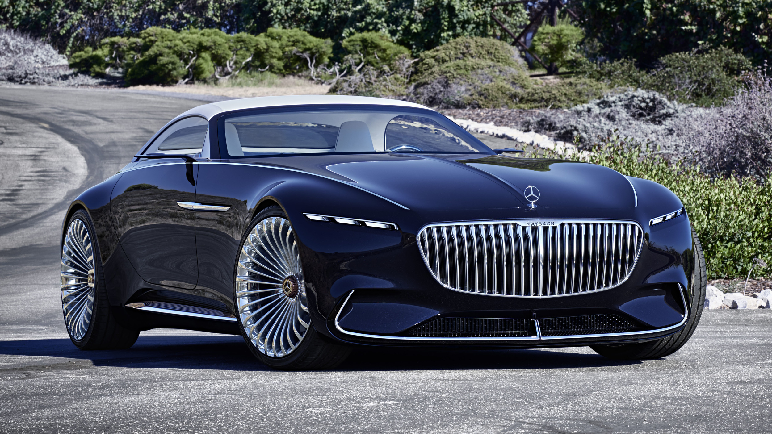 Mercedes Certified Pre Owned >> Vision Mercedes-Maybach 6 Cabriolet is last year's concept ...