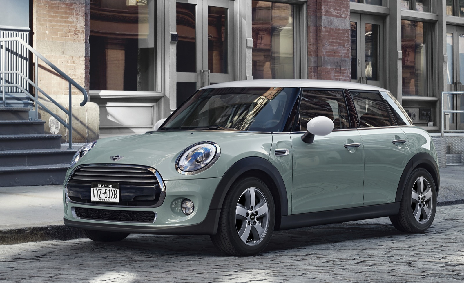 Mini Cooper Ice Blue >> MINI COOPER ICE BLUE - Autoblog 日本版
