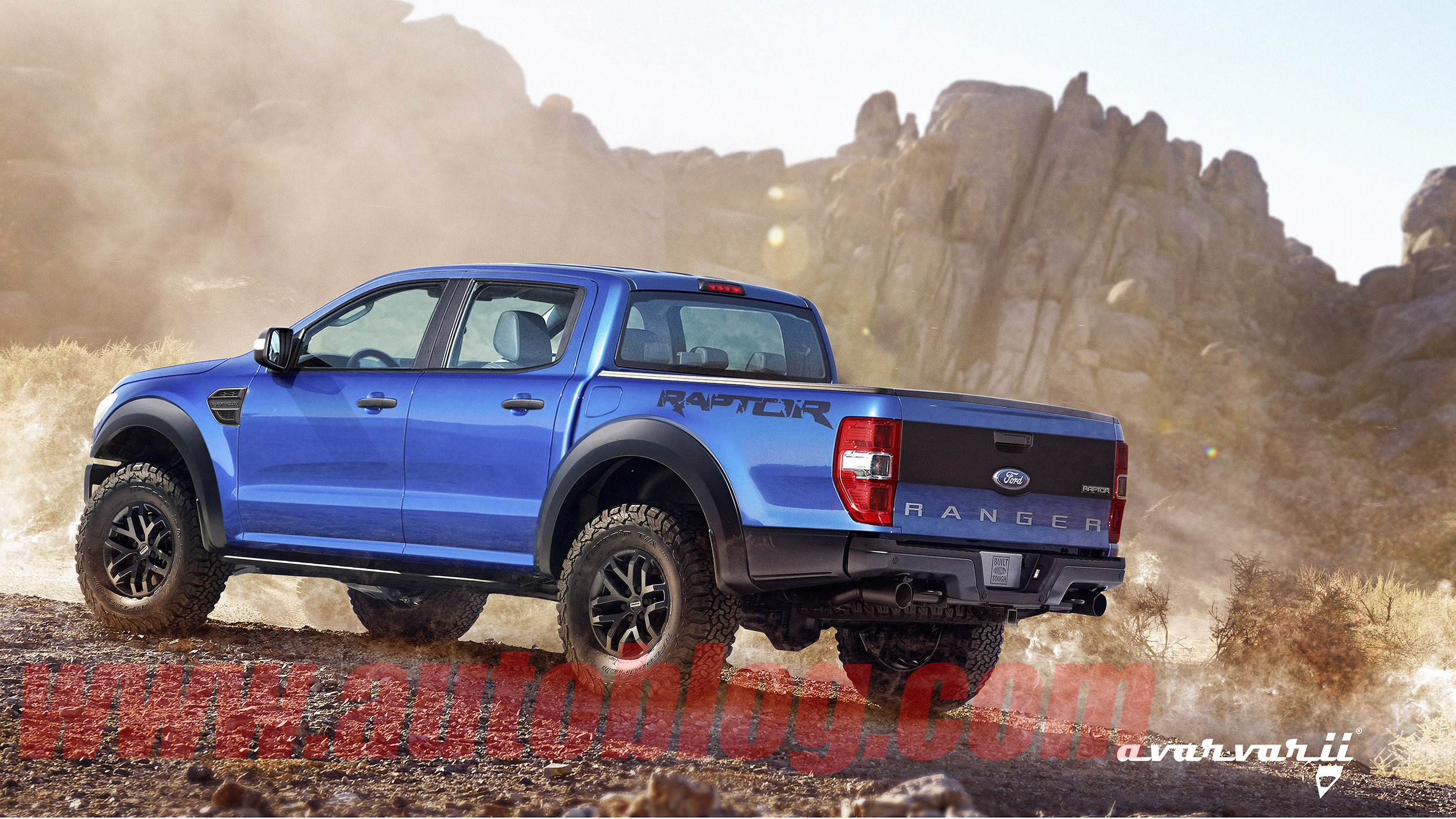 Get Ready For The Ford Ranger Raptor