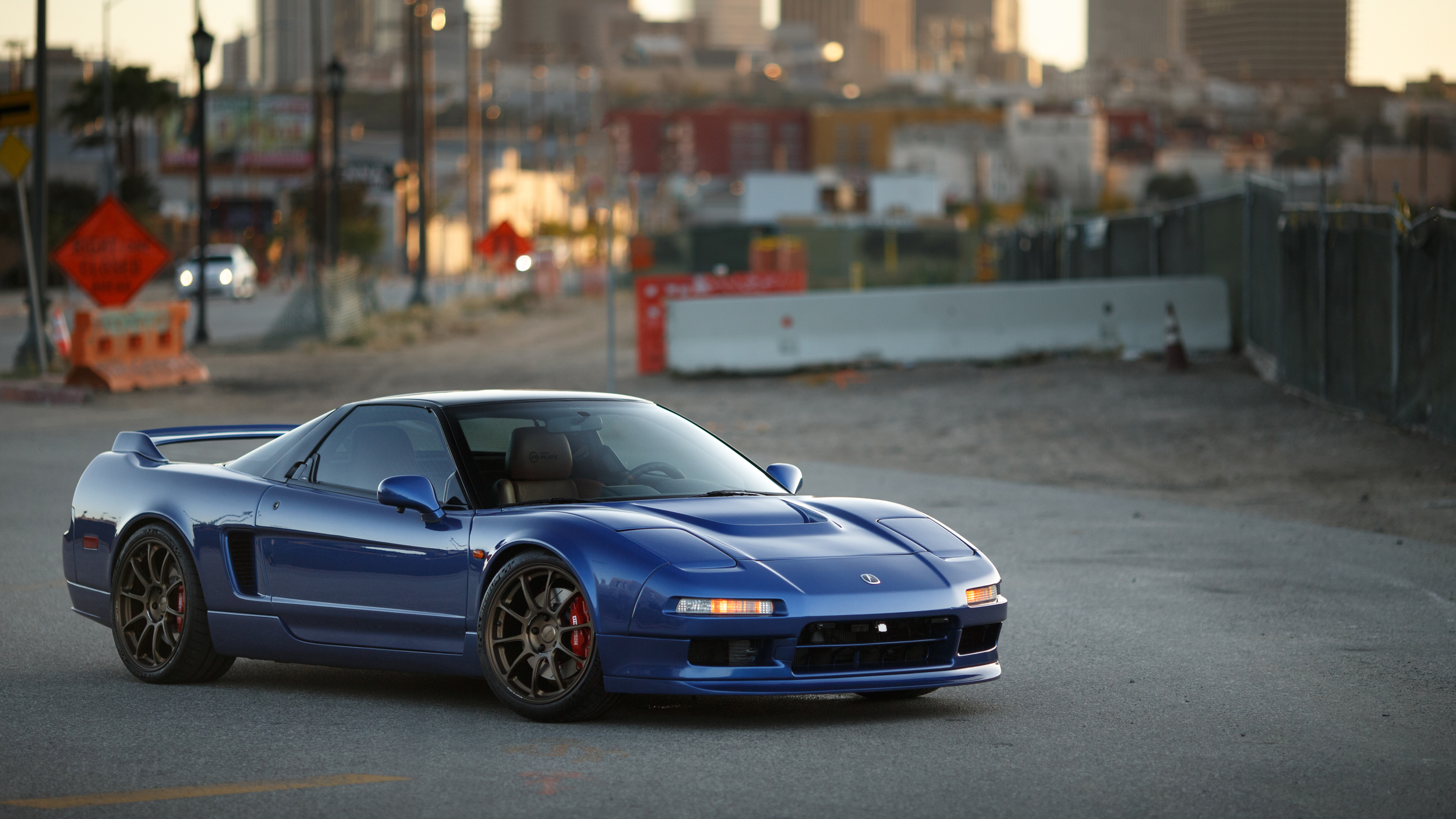 Clarion Builds 1991 Acura Nsx Review Restored To Greatness Autoblog