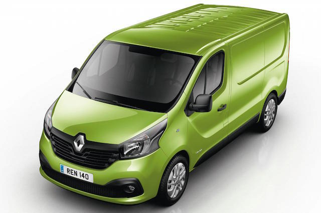 Nissan Of Union City >> Renault Trafic van Review - AOL