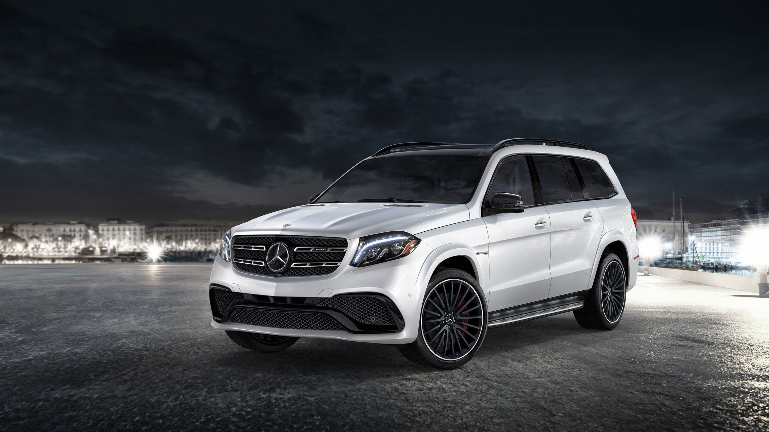 Most Powerful SUVs in America