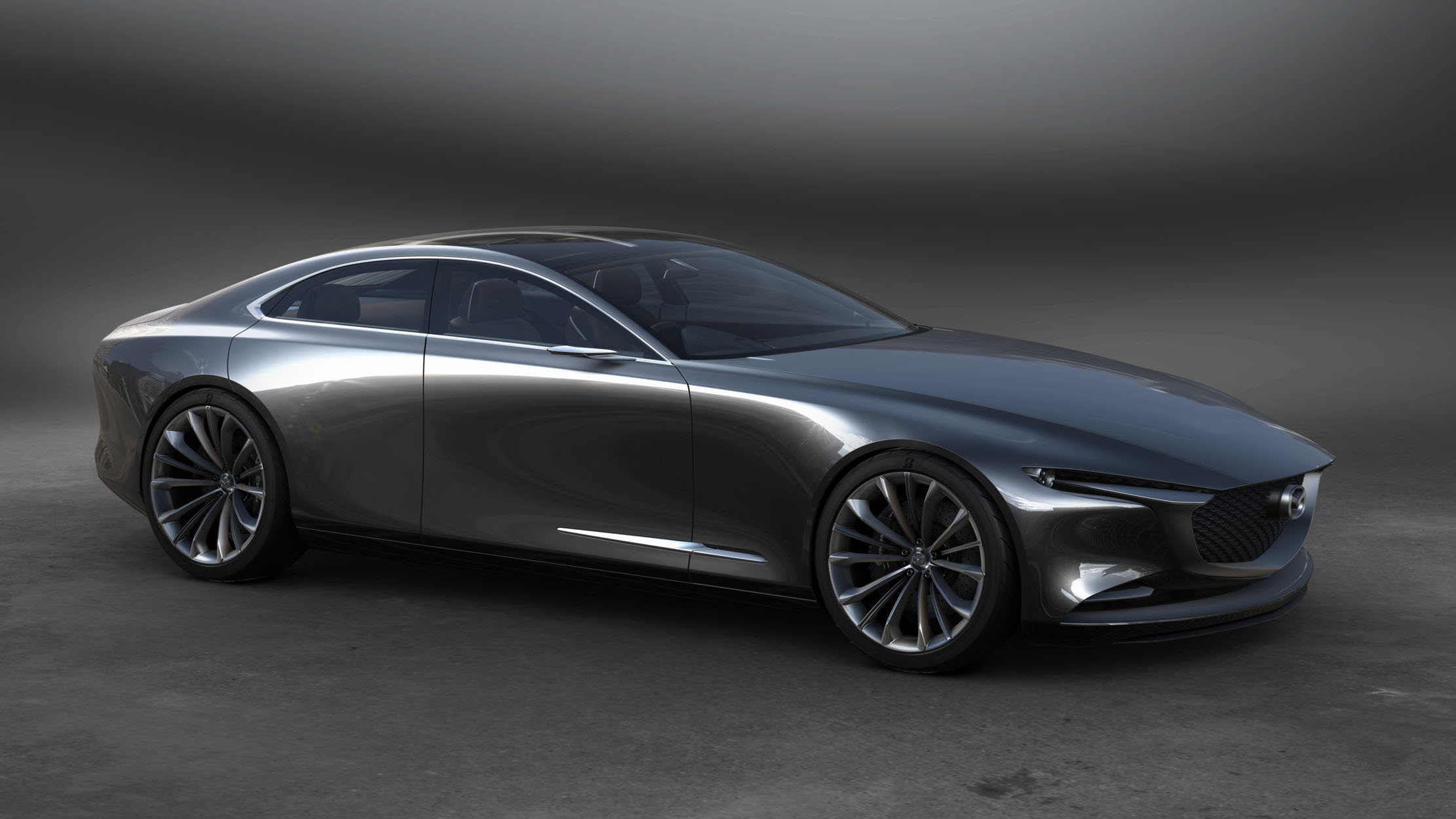 Mazda Vision Coupe Concept Tokyo Motor Show Photo Gallery Autoblog