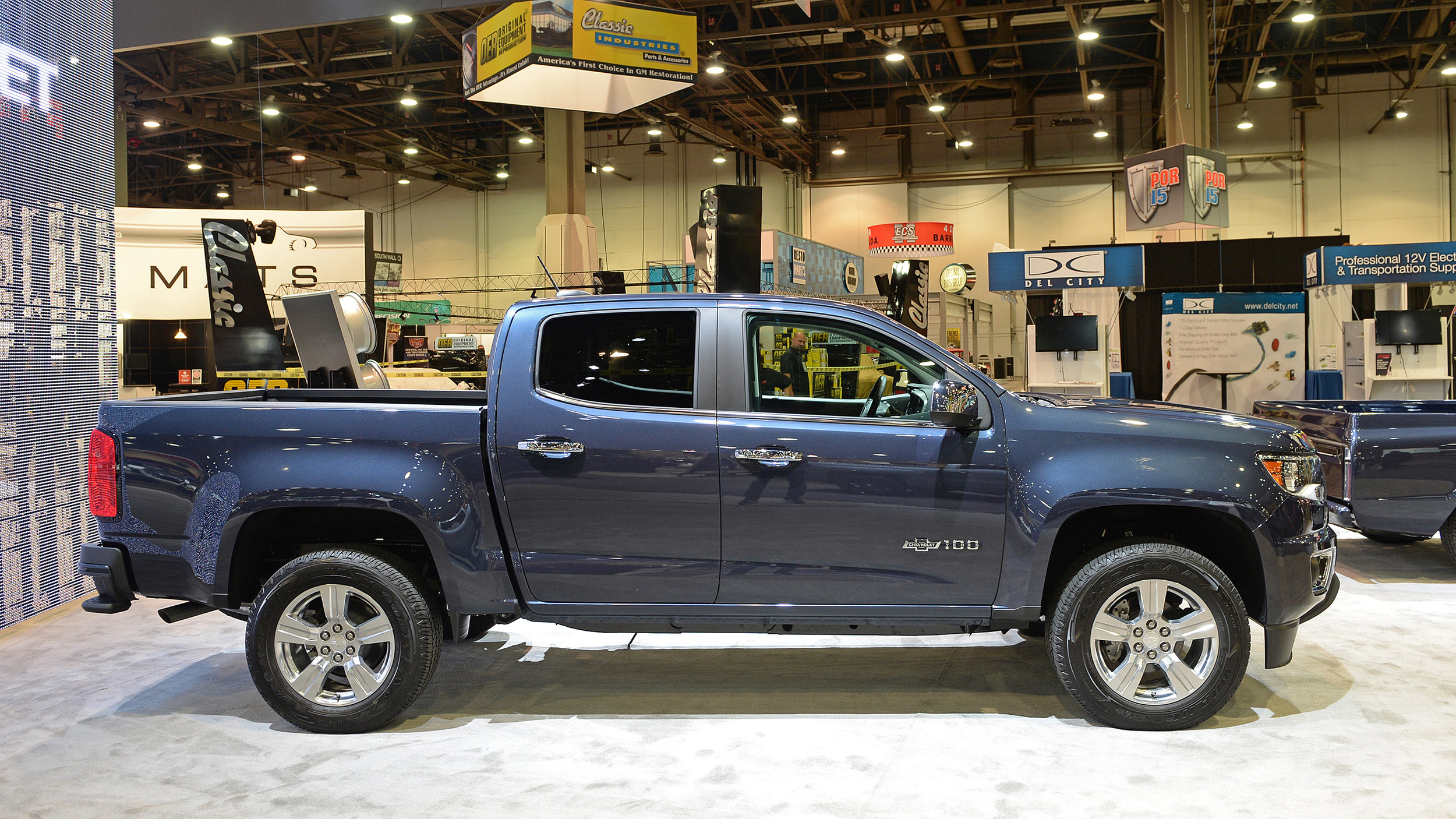 Chevy Centennial Edition celebrates 100 years of pickups ...