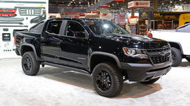 2018 chevy colorado zr2 midnight and dusk editions to debut at sema autoblog. Black Bedroom Furniture Sets. Home Design Ideas