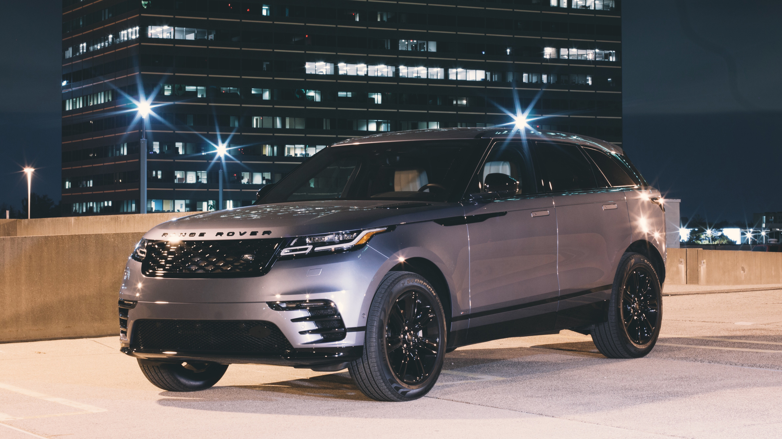 2018 Range Rover Velar Drivers Notes Don T Worry We Re
