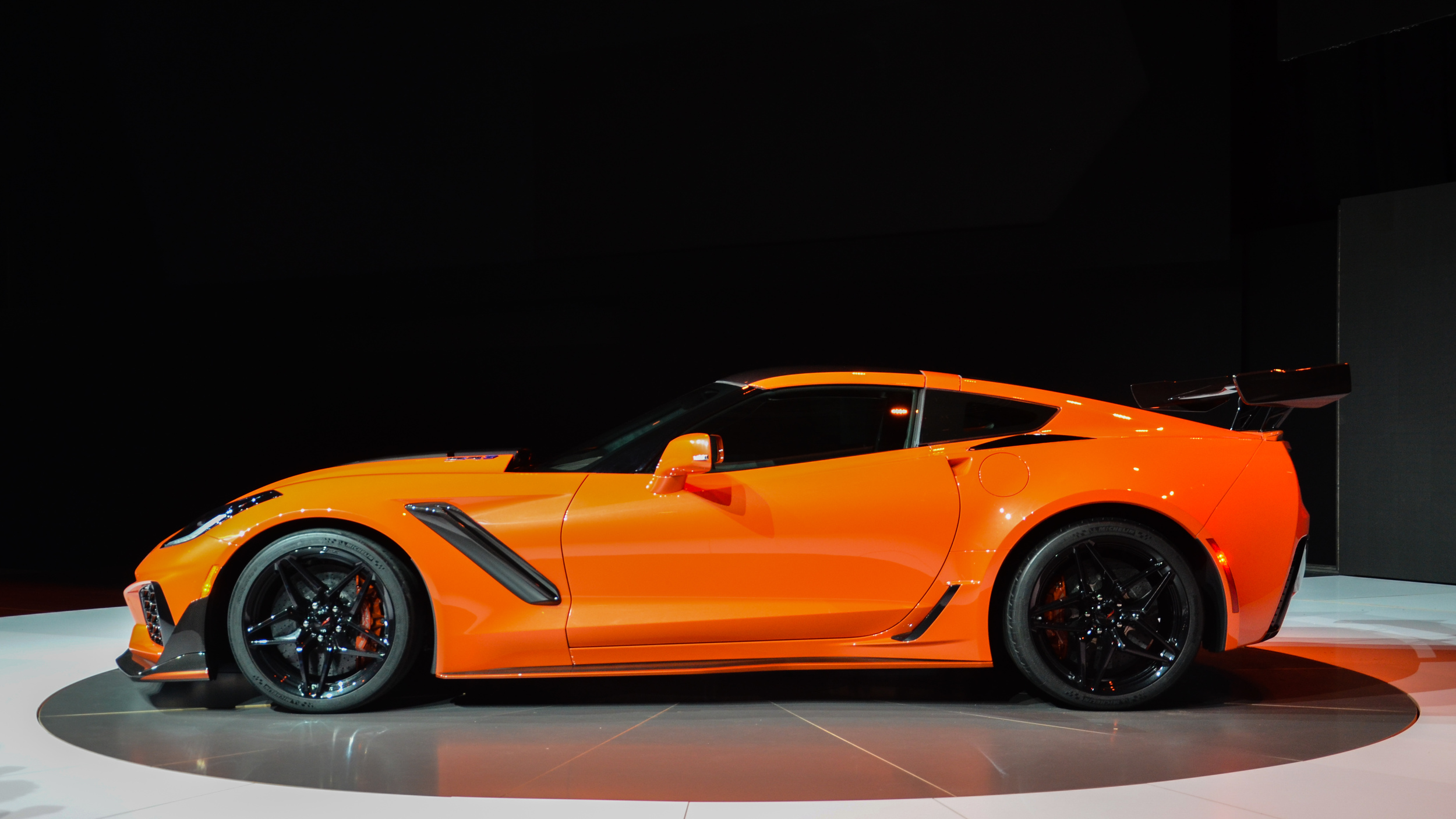 VWVortex.com - 2019 Chevrolet Corvette ZR1: Meet the judge ...