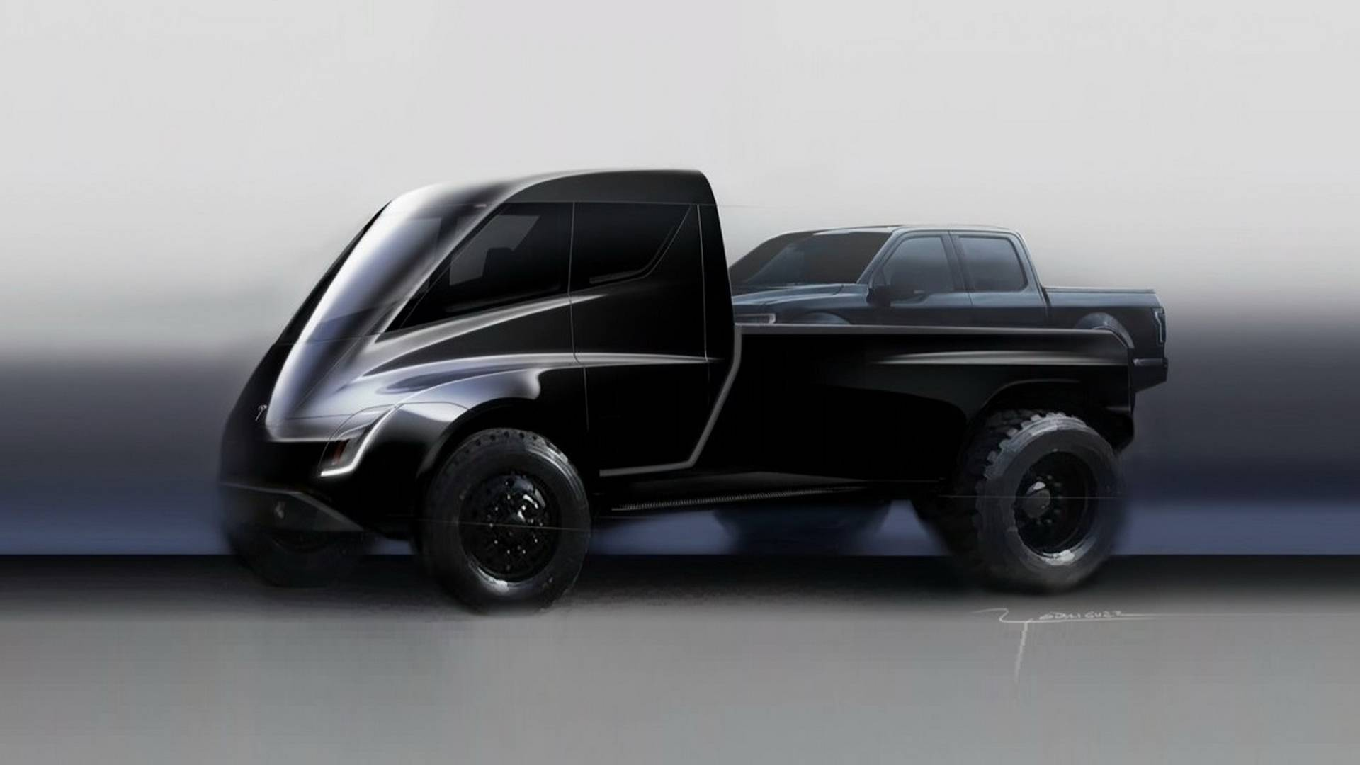 An Electric Pickup Truck Will Be Tesla\'s Top Priority After the Model Y