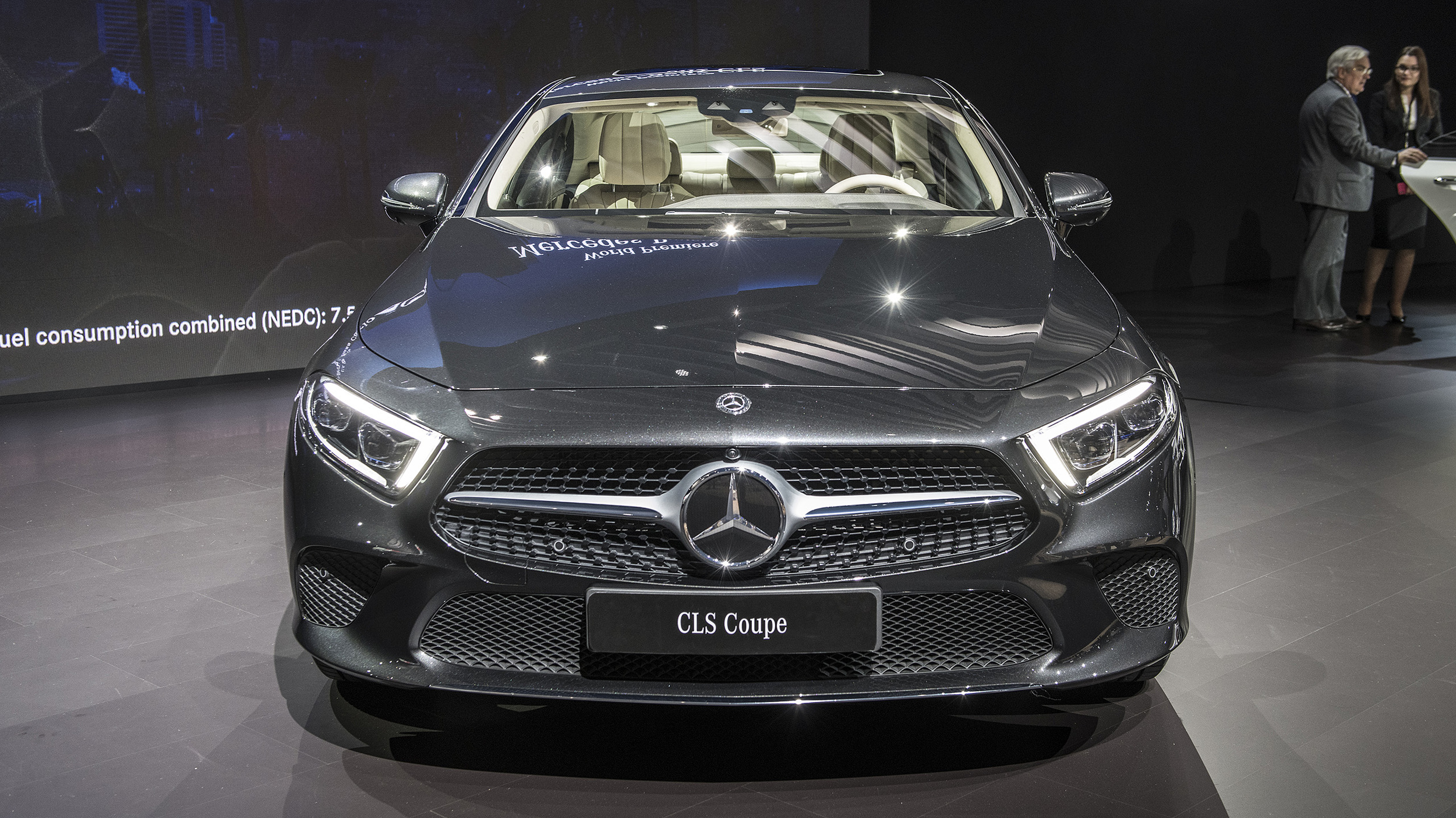 Mercedes Certified Pre Owned >> Mercedes reveals the 2019 CLS with an inline-six engine at ...