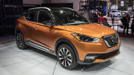 2019 nissan kicks will be more successful than the juke autoblog. Black Bedroom Furniture Sets. Home Design Ideas