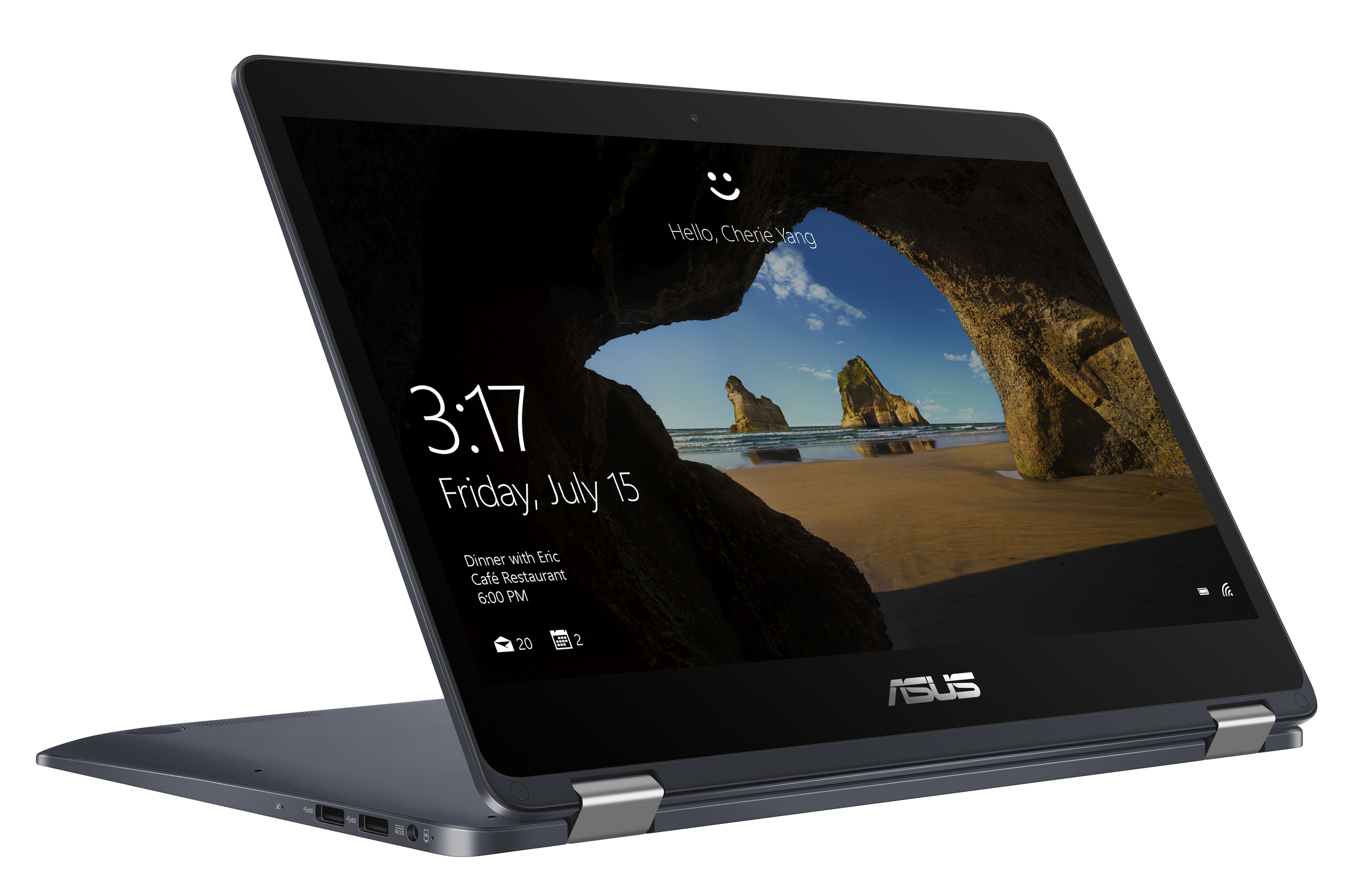Asus NovaGo screen