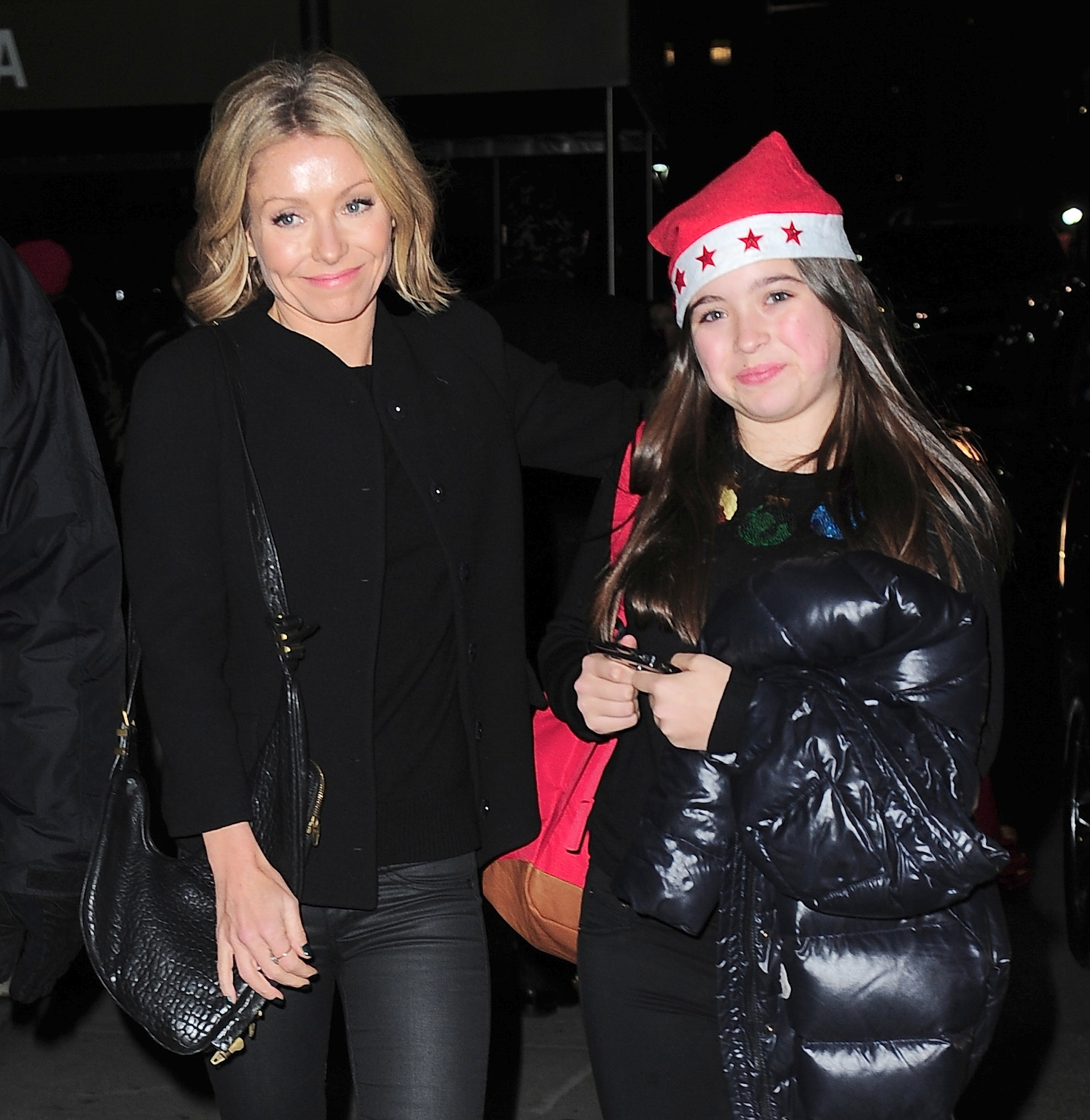 Kelly Ripa and daughter, Lola, 17, make rare red carpet appearance together: Pics