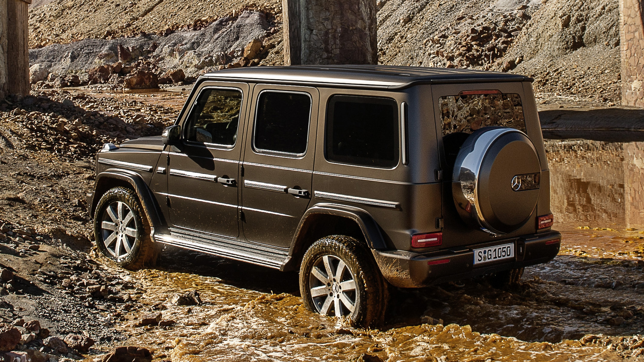 2017 - [Mercedes-Benz] Classe G II - Page 7 17c986-117-1