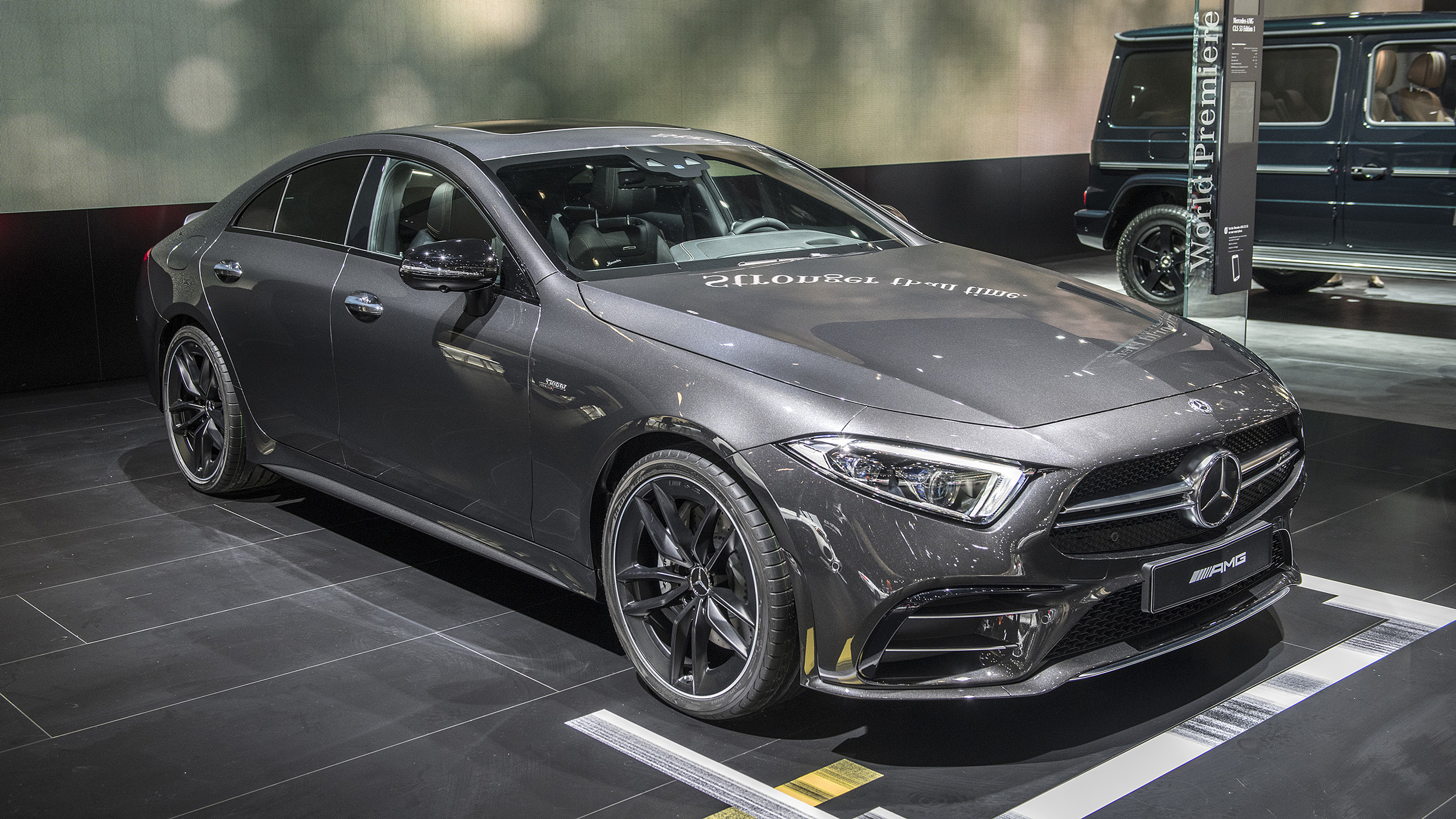 2019 mercedes amg cls53 detroit 2018 autoblog. Black Bedroom Furniture Sets. Home Design Ideas