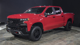 The 2019 Chevy Silverado 1500 now has a diesel engine ...