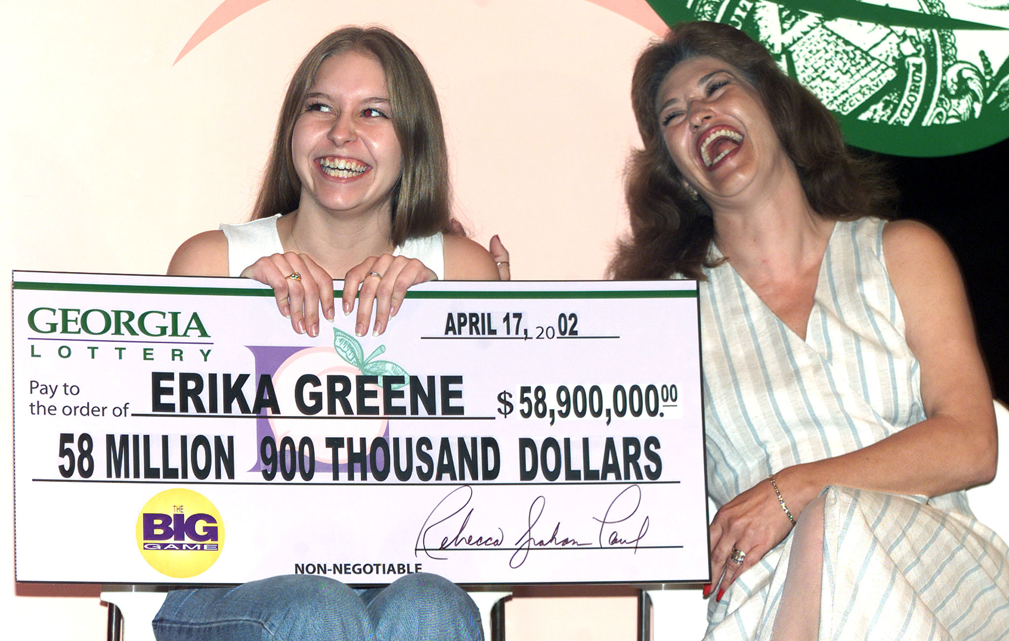 Erika Greene Lottery Winner Where Is She Now