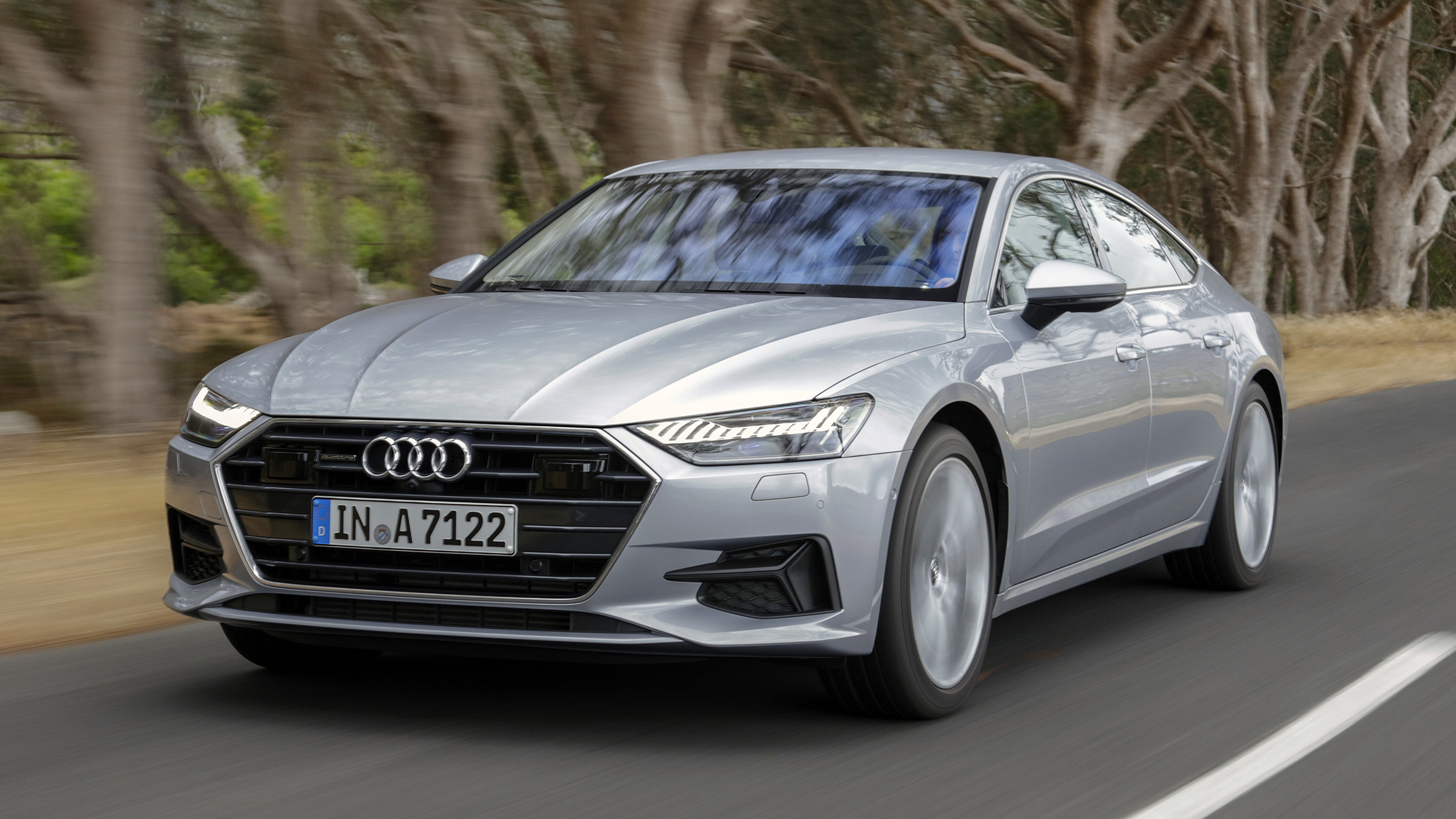 2019 Audi A7 First Drive Photo Gallery Autoblog