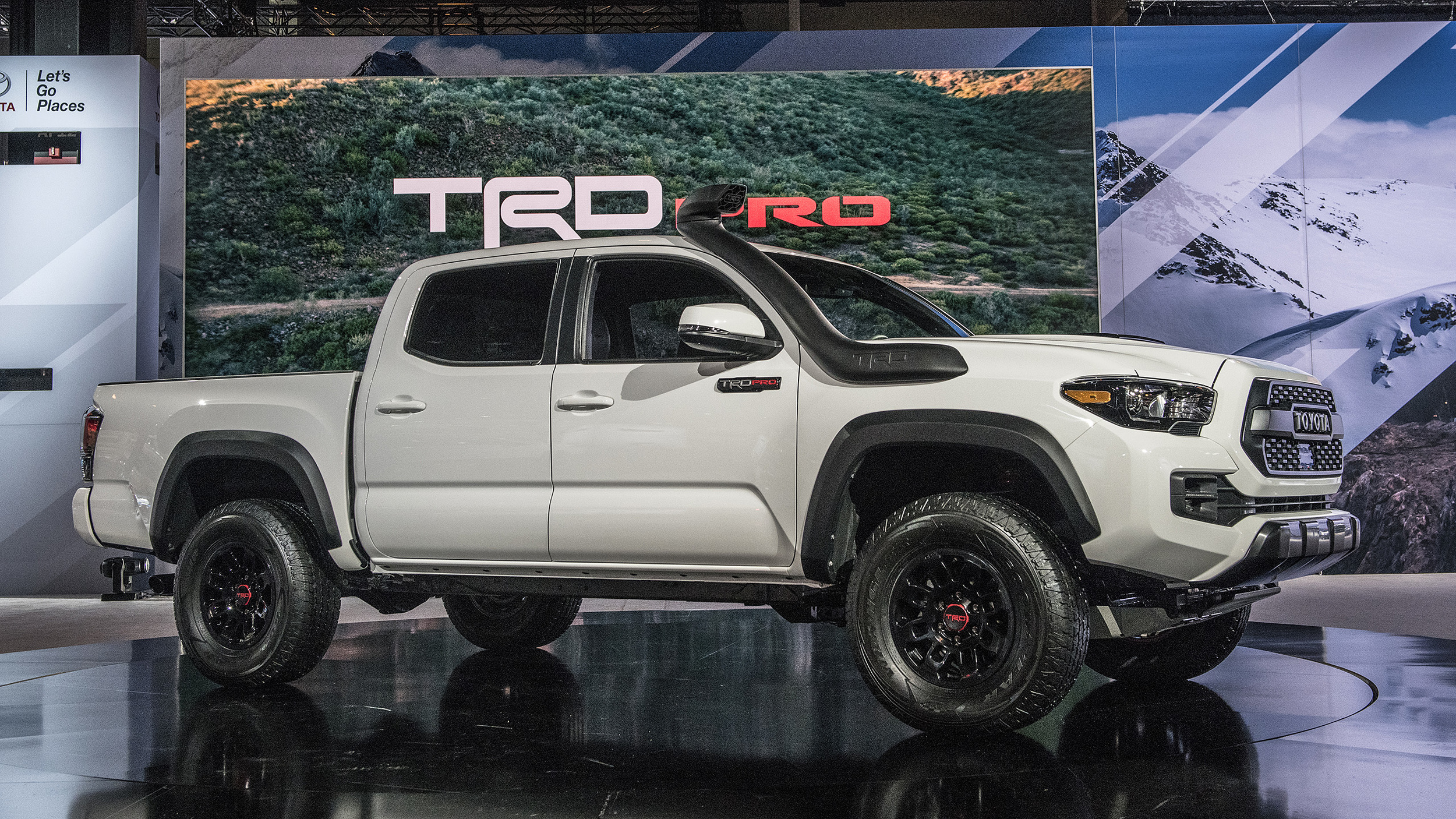 2019 Toyota Ta a TRD Pro Chicago 2018 Gallery Autoblog